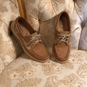 Sperry Top-spiders